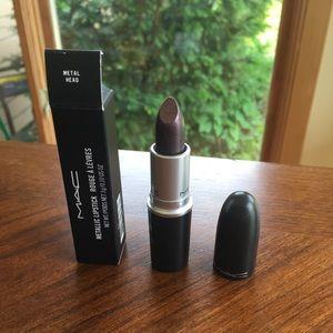 MAC Metal Head Lipstick NEW